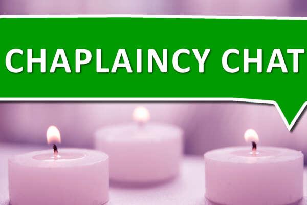 Chaplaincy chat Header