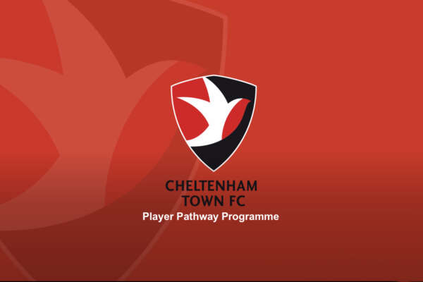 Cheltenham Town Player Pathway nothing