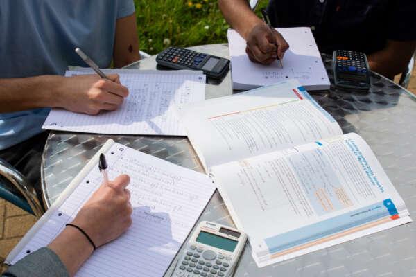 Further Maths paperwork