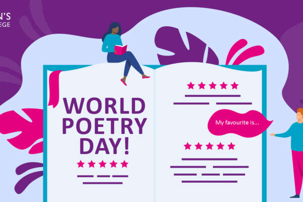 Poetry Events Banner