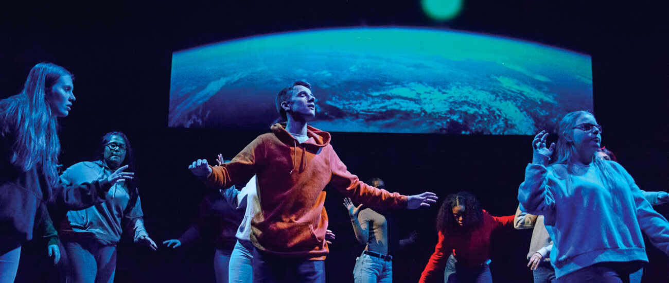 Curious incident performing arts