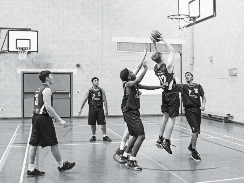 Basketball CMYK