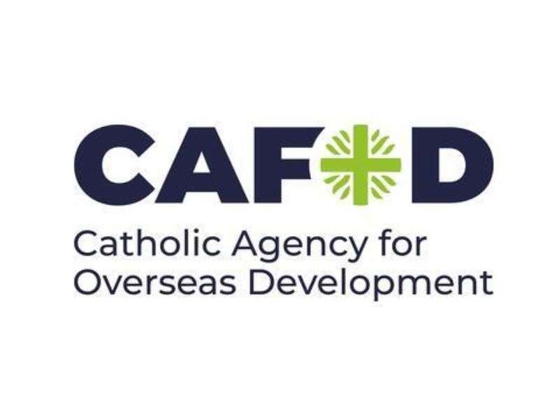 CAFOD logo 2020