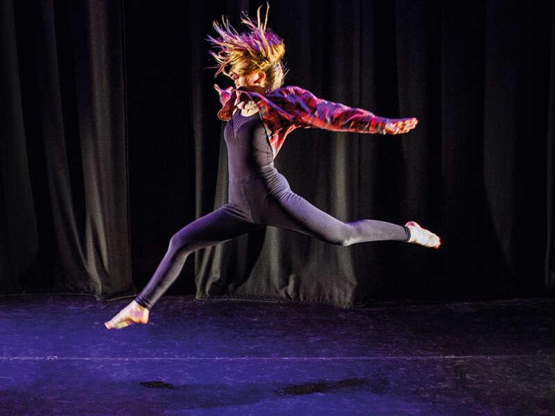 Dance recrop