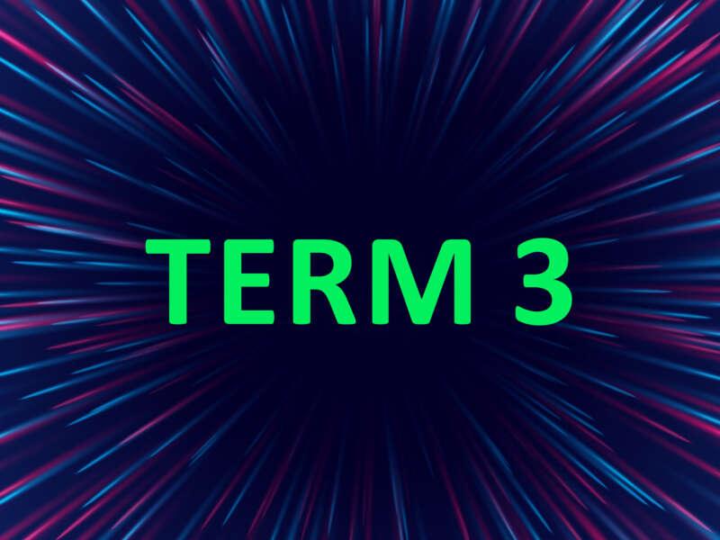 Futures event platform yr13 term3