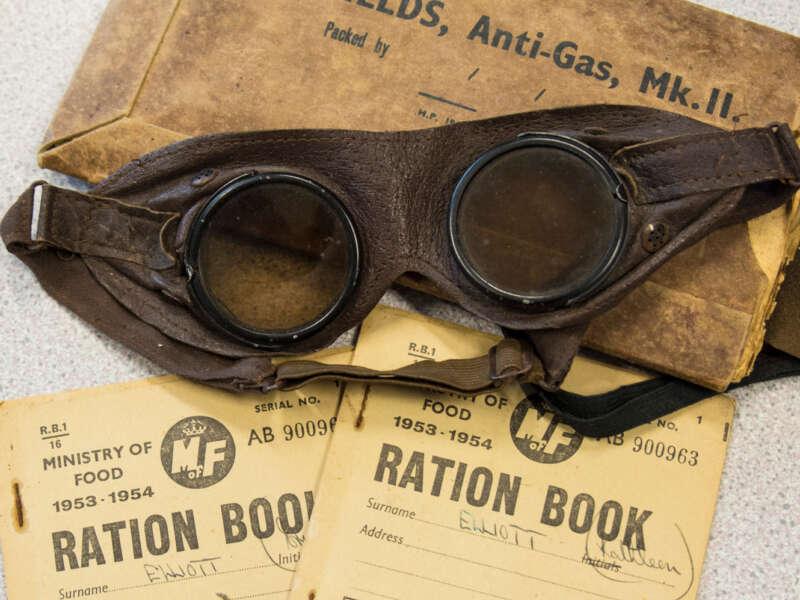 History WW2 Object Handling4