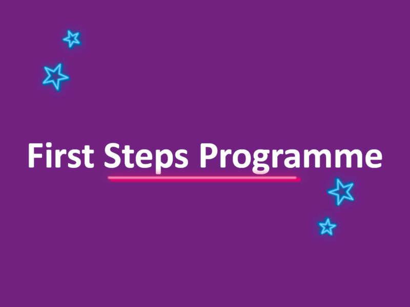 First steps programme